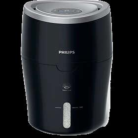 Philips luftfuktare mot torr luft inomhus
